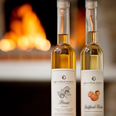 Fadlagrede æblebrændevine